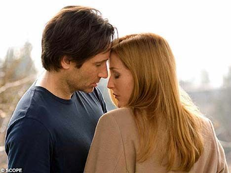 Aaaaah Mulder and Scully...how I miss the X-Files.