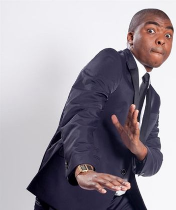 Hire / Book Loyiso Gola Corporate Comedian. Loyiso Gola's unique sense of humour, affinity towards openly frank and observational commentary has carved him into a comedy genius elevating...  For more info visit: http://eventsource.co.za/ads/book-hire-loyiso-gola-comedian-corporate-entertainment/