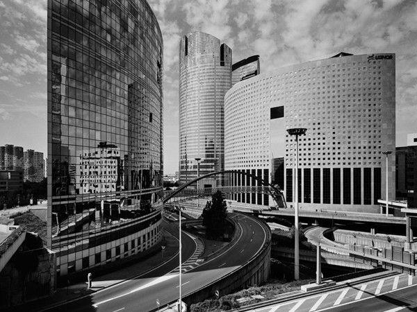 Mostra fotografica di Gabriele Basilico all'Unicredit Pavilion (18 dicembre-31 gennaio)  Prenota la camera http://www.bedinmilano.com/it/
