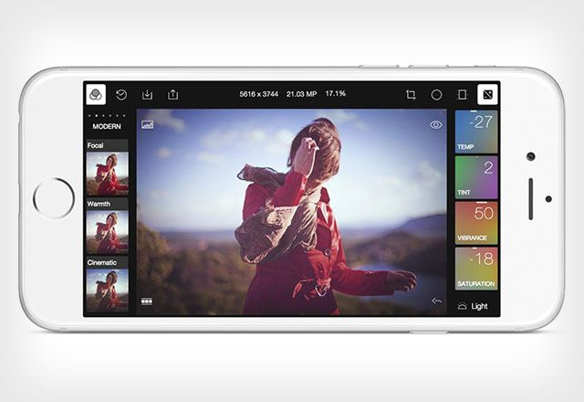 The popular browser-based photo editor Polarr has now arrived on mobile devices. After launching in the iTunes App Store late last week, the app was featur