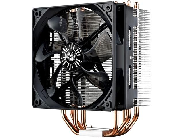 COOLER MASTER Hyper 212 EVO RR-212E-20PK-R2 Continuous Direct Contact 120mm Sleeve CPU Cooler Compatible with latest Intel 2011/1366/1155 and AMD FM1/FM2/AM3+-Newegg.com