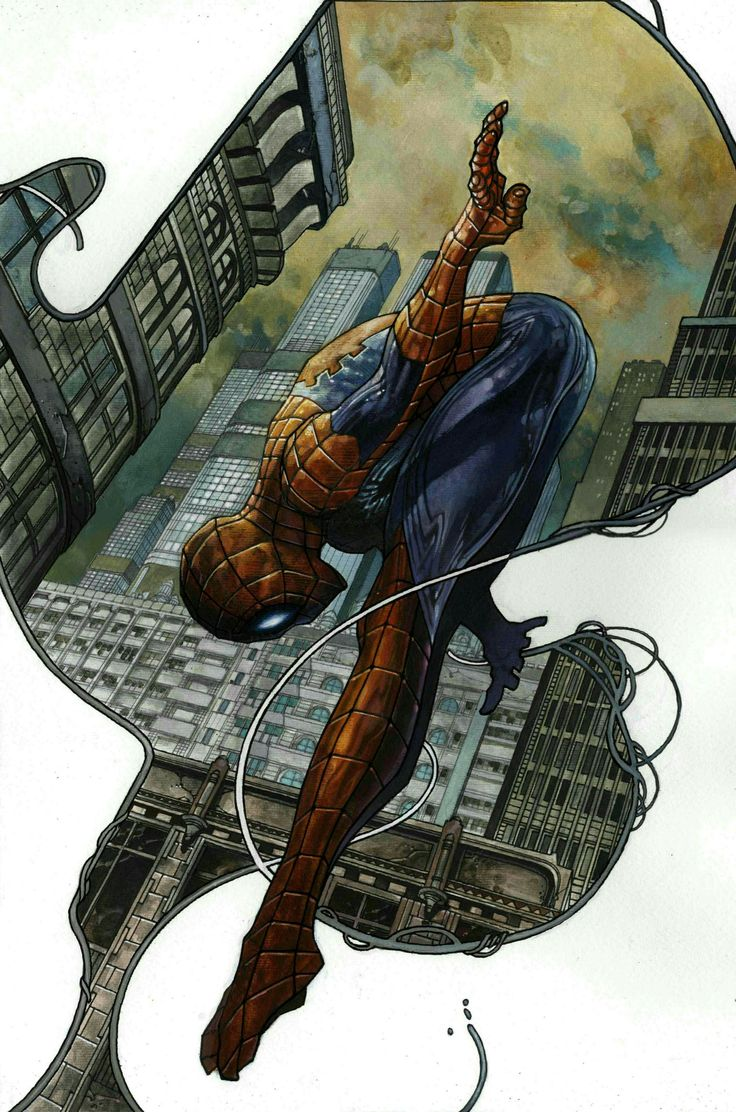 Amazing Spider-Man Vol.4 #20 Cover By: Simone Bianchi.