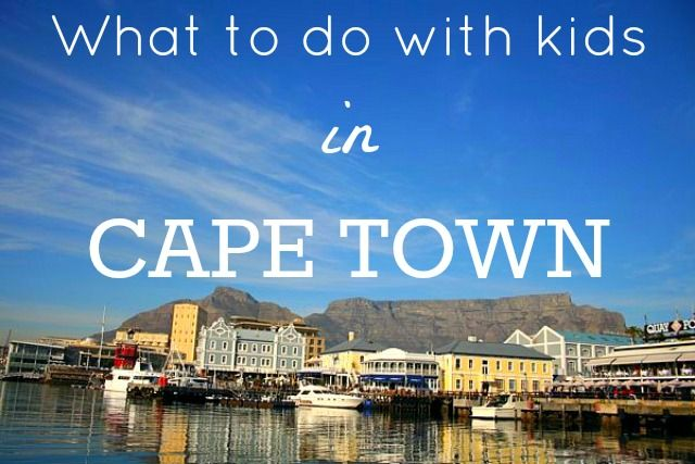 what to do with kids in cape town - Becoming You