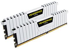 Corsair Vengeance LPX CMK32GX4M2B3200C16W 32GB (2x16GB) DDR4