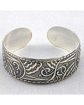Серебряные украшения :: Серебряные цепочки и браслеты :: Браслеты :: Серебряный браслет  0481428118 