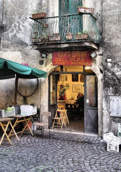 Osteria dell'Olmo, Perugia, Italy