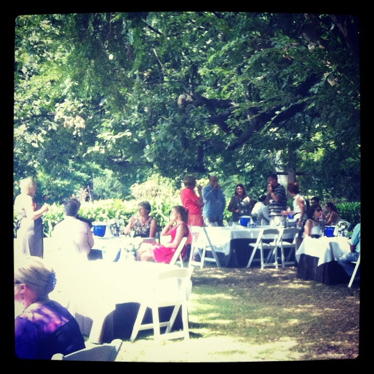 Chateau Yering | Garden Parties |Pinned from PinTo for iPad|
