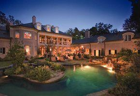 Plan 42156DB: Your Very Own Southern Plantation Home