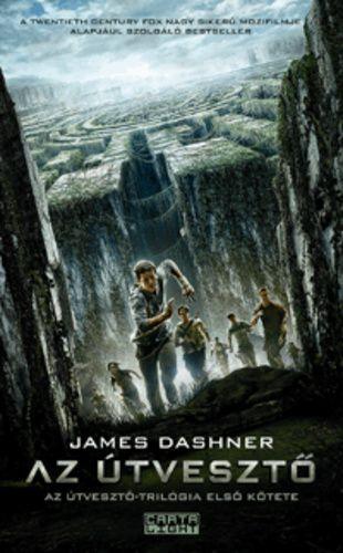 (53) Az útvesztő · James Dashner · Könyv · Moly