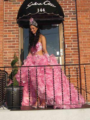 """""""My Big Fat American Gypsy Wedding"""" designer Sondra Celli!"""