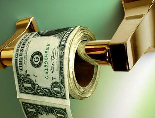 Gold Flake Toilet Paper Toilet Paper Toilet Paper Man 3 ply 22