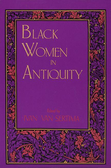 Black Women In Antiquity (Paperback)