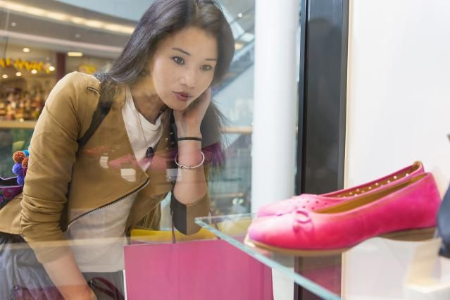 Shop Around the World with This Women's Shoe Size Conversion Chart