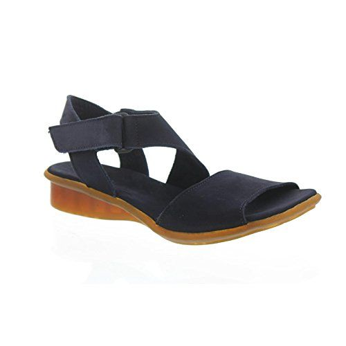 Arche Sandalette Sanok, Nubuck, Nuit (blau) - http://on-line-kaufen.de/arche/arche-sandalette-sanok-nubuck-nuit-blau