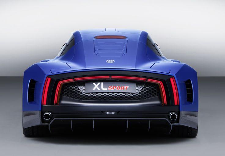 Volkswagen XL Sport Concept '2014