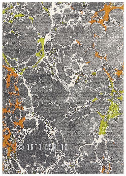 A grey colored carpet