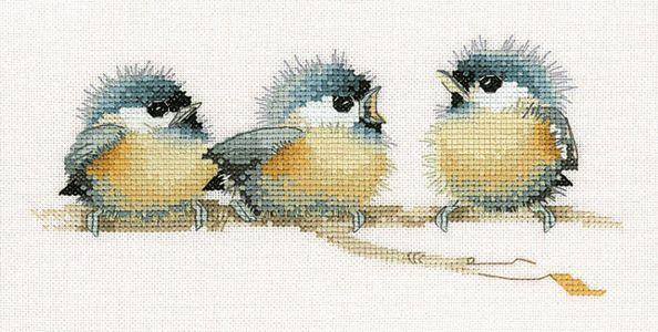 free cross stitch patterns birds - Google-søk