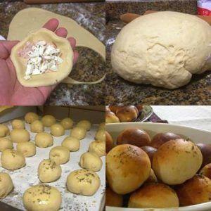 Como fazer Pão de Batata – Caderno de Receitas
