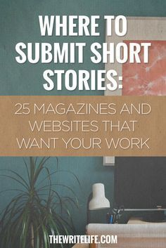Writing and publishing short stories