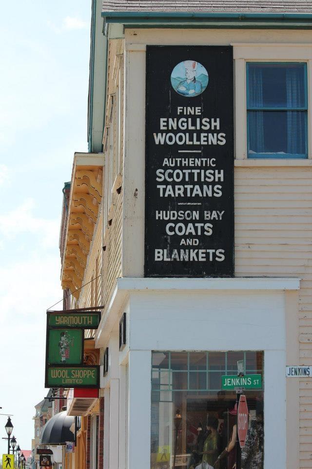 Downtown - Yarmouth, Nova Scotia