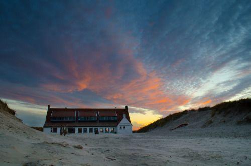 Source: Flickr   #Terschelling#Friesland#Fryslân#Skylge#Waddeneiland#strand#beach#strandhotel