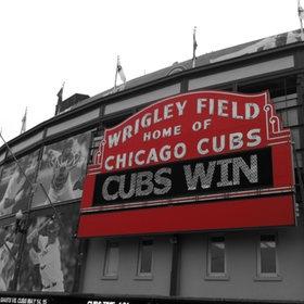 Wrigley Field ; Chicago