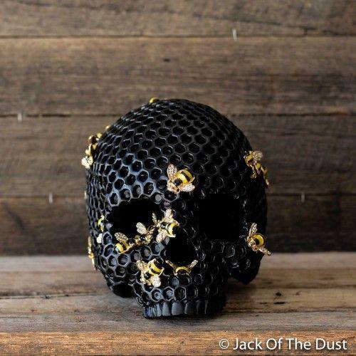 Killa Beez Skull