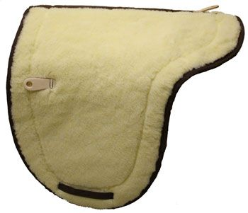 australian saddle pads   Gripper Back Australian Saddle Pad