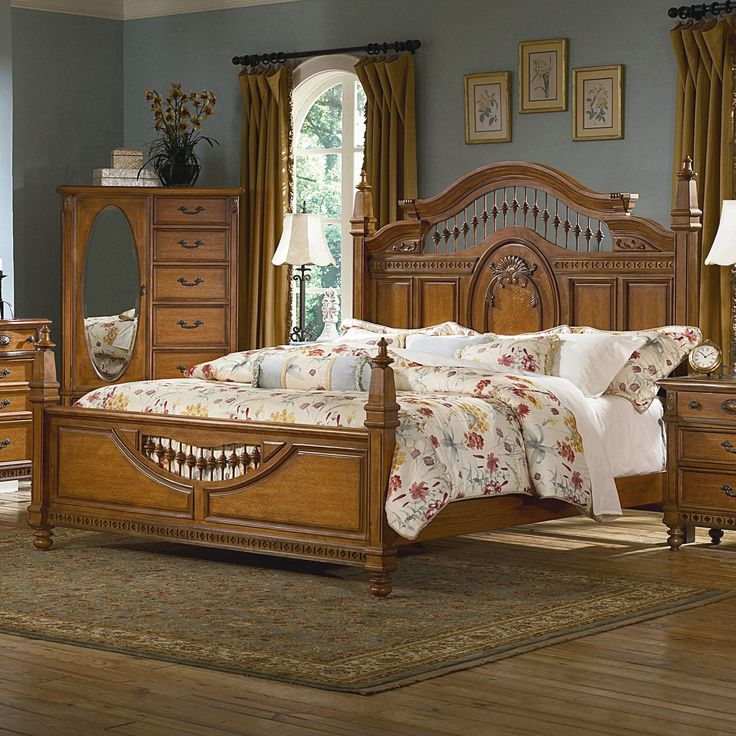 Interesting Kathy Ireland Furniture For Home Furniture Ideas Fascinating Peru Wooden Bed Set By