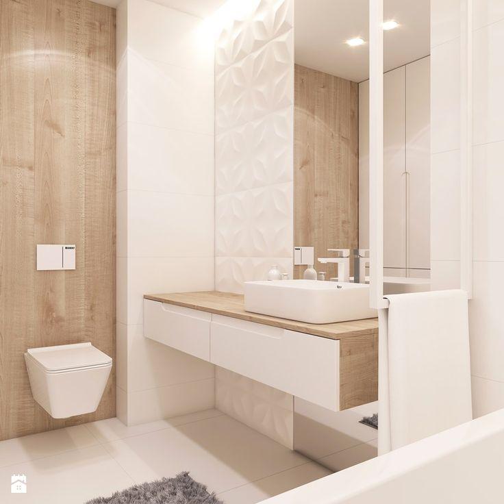 Jasna łazienka - zdjęcie od BEFORECONCEPT - homebook