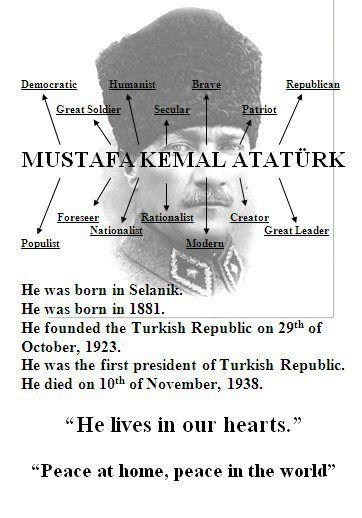 Who is Atatürk?
