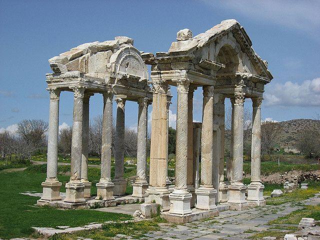 Afrodisia, Kuyucak Tavas Yolu, Aydın, Turkey