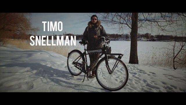 Life in motion - Timo Snellman by Time Films.