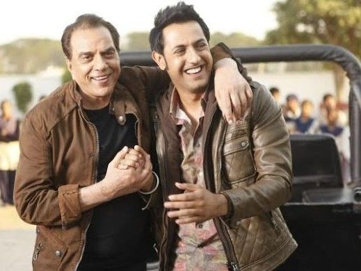 Dharmendra & Gippy Grewal Teams Again for Secondhand Husband