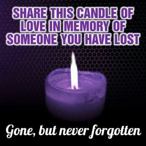 Missing Love Memories Images: 117 Best Images About Candles In Memory Of..... On