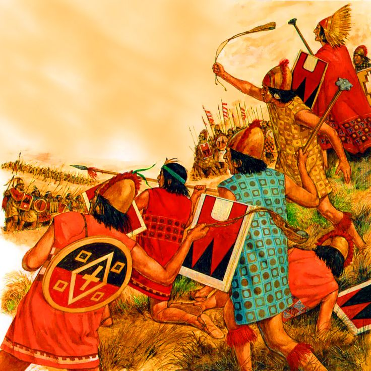 A discussion on how a small spanish army conquered the aztecs