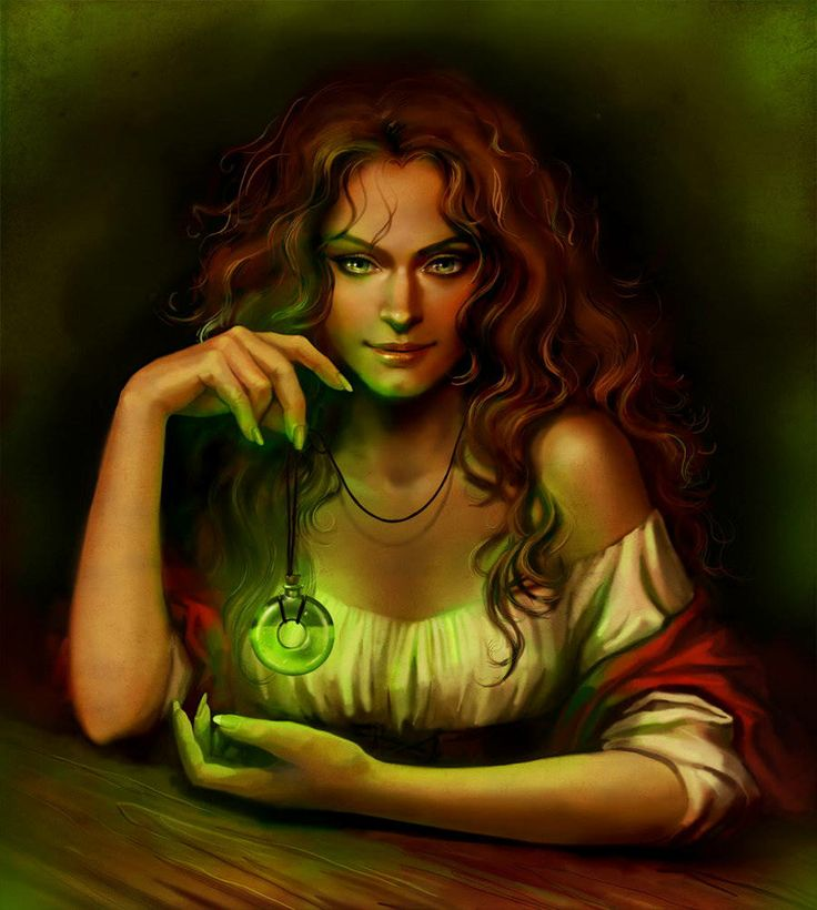 этом картинка зеленоглазой ведьмы часть отелей