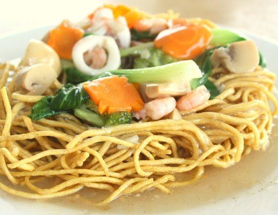 resep ifumie seafood kuah