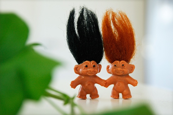 Richard & Martand, the infamous penntrolls...