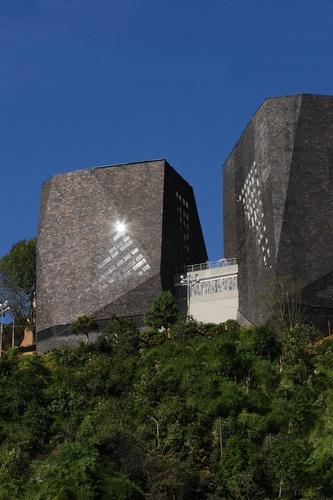 Medellín, Colombia  Parque Biblioteca Pública España  MAZZANTI ARQUITECTOS