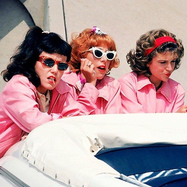 Pink ladies #sassyinspo #grease