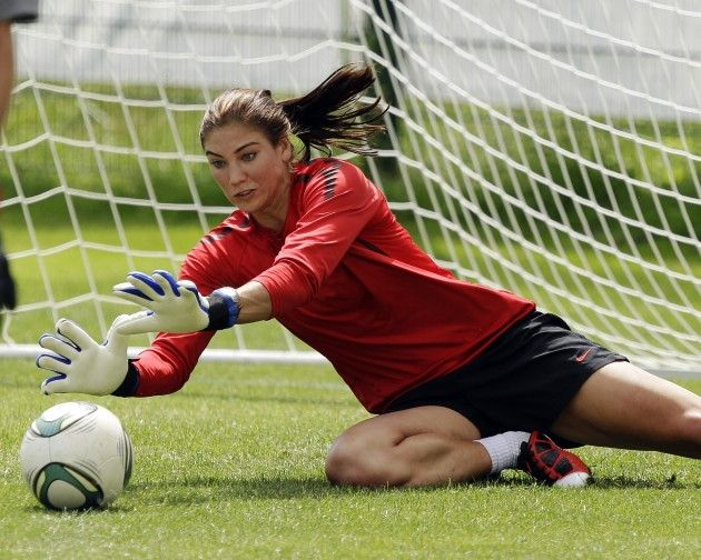 5-Phase Women's Soccer Goalie Training Program | STACK 4W