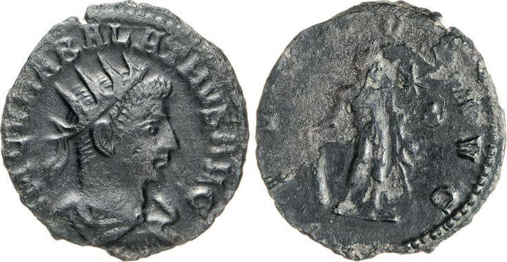 NumisBids: Numismatica Varesi s.a.s. Auction 65, Lot 265 : VABALATO (272) Antoniniano. D/ Busto radiato e paludato R/ Ercole...