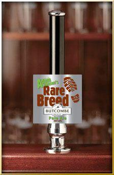 Adam Henson's Rare Breed my favourite Butcombe beer