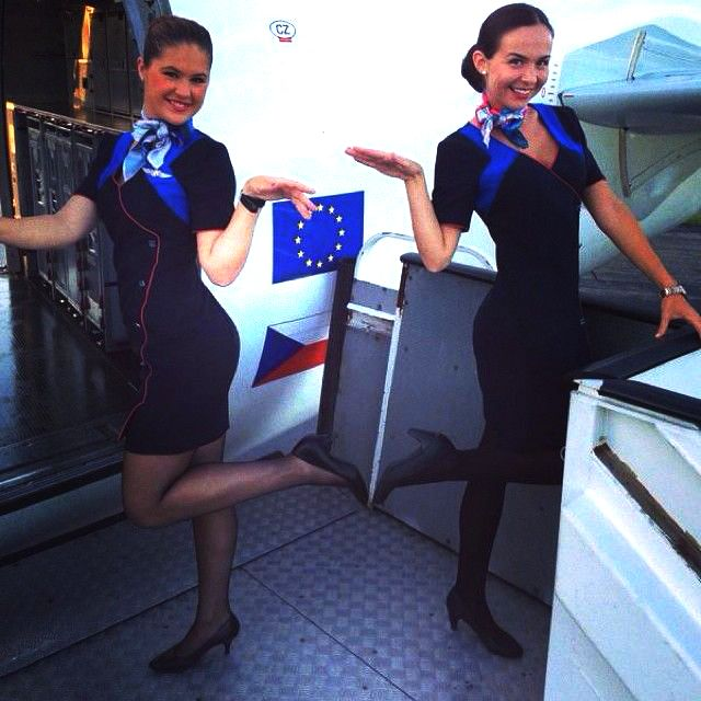 Travel Service Flight Attendants | Aircrafts, Airplanes ...
