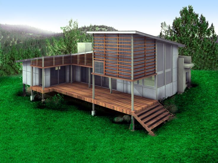 Perfect Sustainable Design House With Green Eco Homes Eco Friendly Houses  Design Green Architecture House