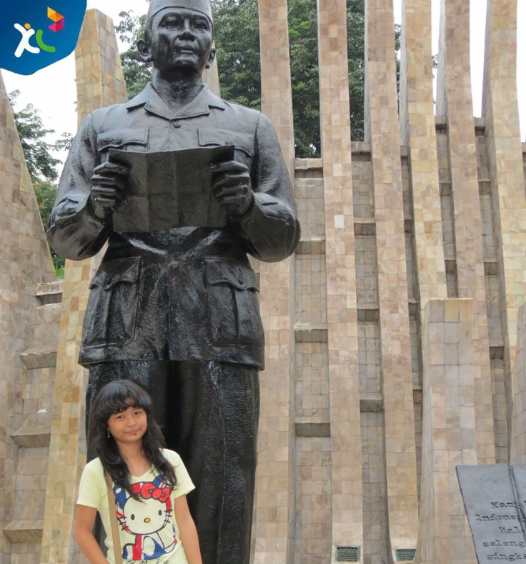 Saya Cinta Indonesia, karena memiliki banyak tempat yang bersejarah :)