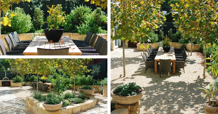 17 Best Images About Front Terrace Design On Pinterest | Gardens Gravel Patio And Landscapes