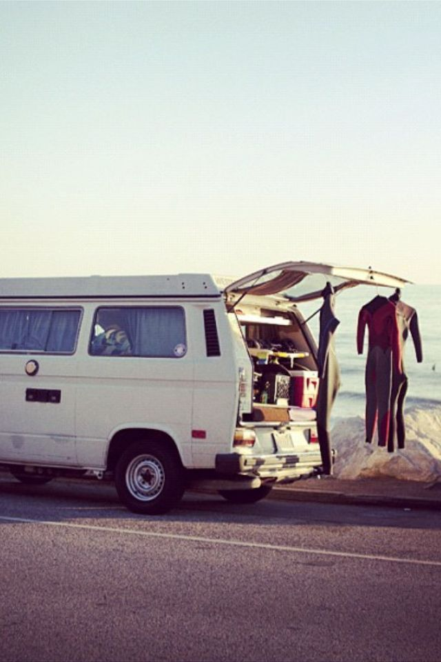 """""""So we'll live out in our old van, and travel all across this land. Just me and you."""""""