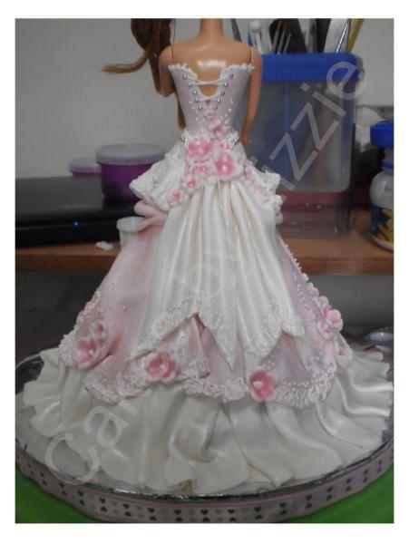 Doll Cake Dress . . .beautiful!